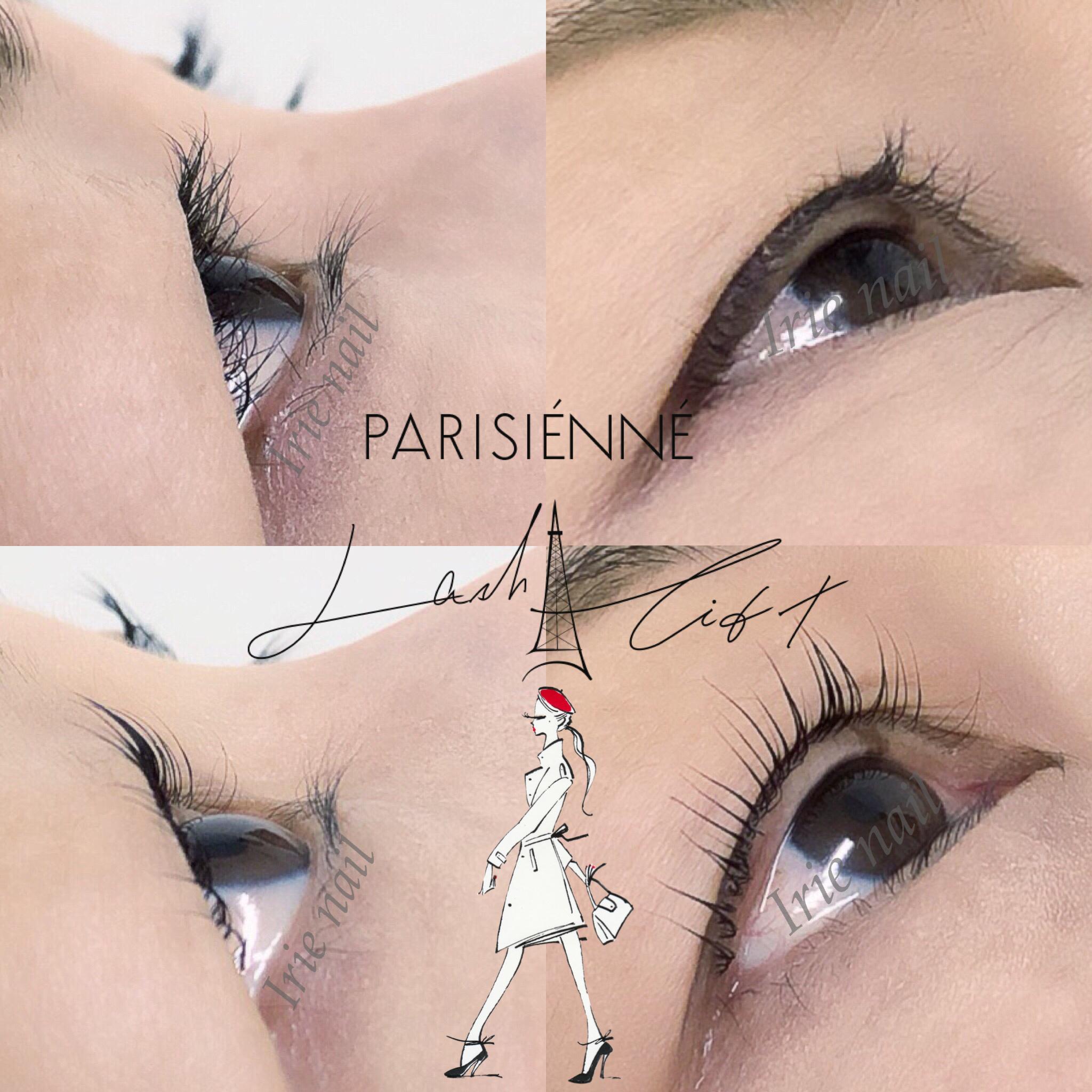 パリジェンヌラッシュリフト☆